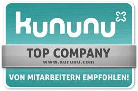 SYSTHEMIS ist Top-Company bei Kununu